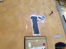Random street art in Florence