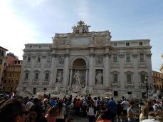 Trevi Fountain (Fontana di Trevi)