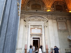 Holy Door at St. Peter's Basilica