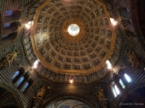 Central dome of Siena Cathedral