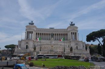 Altare della Patria / Monumento Nazionale a Vittorio Emanuele II / Il Vittoriano