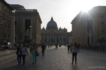 St. Peter's Basilica and St. Peter's Square