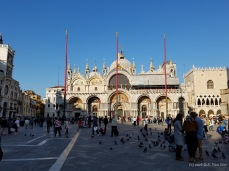 Patriarchal Cathedral Basilica of Saint Mark (or Saint Mark's Basilica), Venice