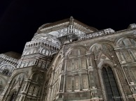 Duomo di Firenze at night