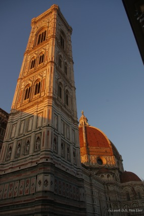 Duomo in the evening