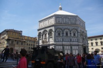 Baptistery at the Duomo, Florence