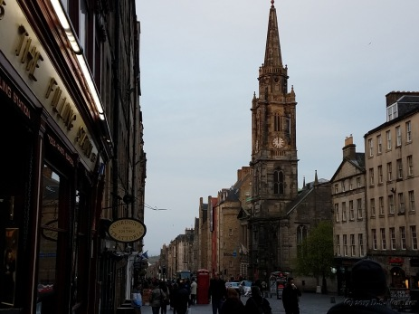 Royal Mile Market, formerly Tron Kirk (church)