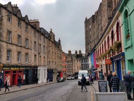 This street was reportedly the possible inspiration for Diagon Alley