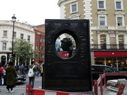 Monument to Agatha Christie