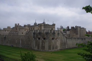 Tower of London fortress