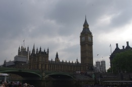 Westminster Bridge and Palace of Westminster