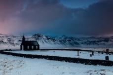 Búðakirkja (Búðir black church)