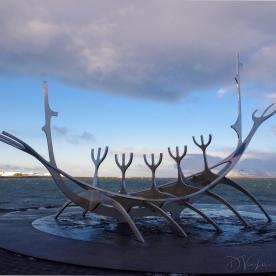 Solfar (Sun Voyager) , Reykjavik